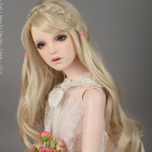 "[13-14""] Erica Long bang Wig (Blonde)"