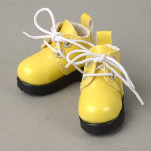 [45mm] USD.Dear Doll Size - MYDA Shoes (Yellow)