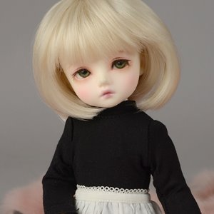 [USD] Dear Doll Size - Most T Shirts (Black)