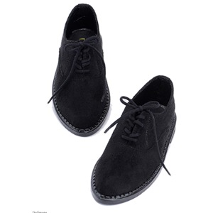 Glamor Model - Mono Sim Shoes (Suede Black)