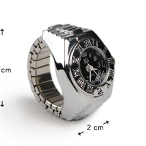 SD & Model Size - Gentle Watch (Black)[G6]