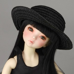 (7-8) Goa Country Hat (Black)
