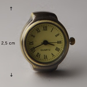 SD & Model Size - Gentle Watch (시계 D-03)