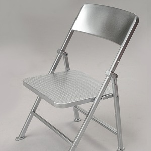 15cm Folding Chair (접이식 의자 / Sliver)