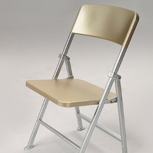 15cm Folding Chair (접이식 의자 / Gold)