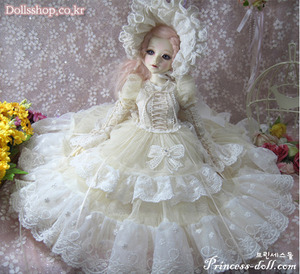*의상* [MSD] princess dress
