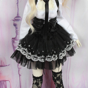 *의상* [SD~DDL] Black Skirt
