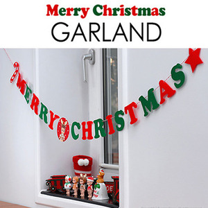 [GARLAND] Merry Christmas