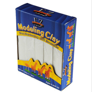 Ez Shape Modeling Clay (White)