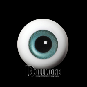 26mm Solid Glass Doll Eyes - PW51(W)