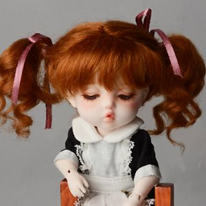 "[5""] Candycandy Wig (Carrot)"