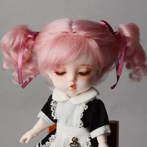 "[5""] Candycandy Wig (Pink)"