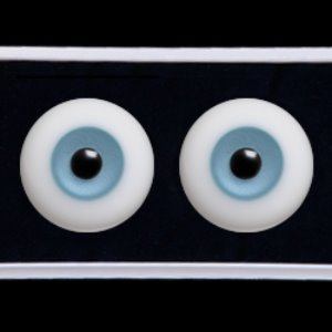[28mm] Glass Eye (Pale Blue)
