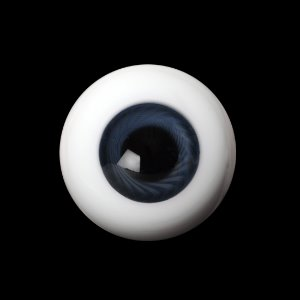 [28mm] Solid Glass Doll Eyes (40(W)-R85)
