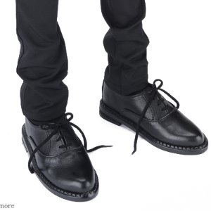 Glamor Model - Mono Sim Shoes (Black)