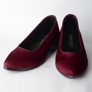 [150mm] Trinity Doll - Zicoo Shoes (Suede Wine)