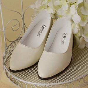 [150mm] Trinity Doll - Zicoo Shoes (Ivory)