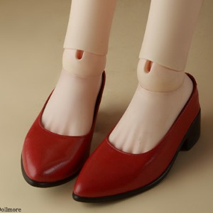[150mm] Trinity Doll - Zicoo Shoes (Red)