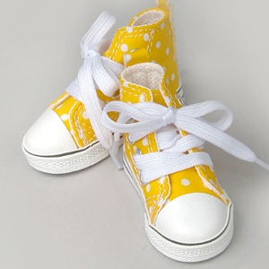 [75mm] MSD - DDE Sneakers (Yellow)