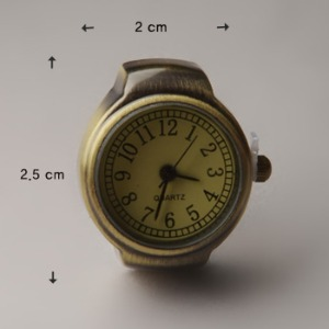 SD & Model Size - Gentle Watch (시계 D-04)[G6]
