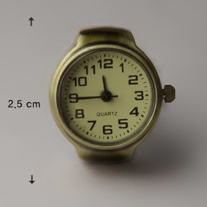 SD & Model Size - Gentle Watch (시계 D-08)