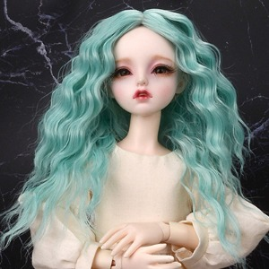 "(선주문)[7-8""] CCS Wave Long Wig (Mint)"