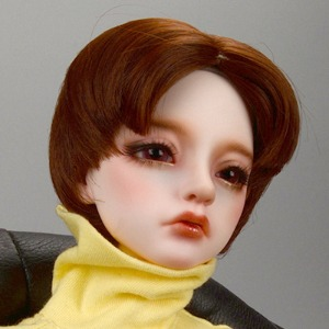 "(선주문) [8-9""] TU Short Wig (R Brown)"