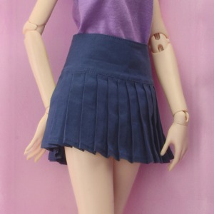 (선주문) [SD] BST Short Skirt (Blue)