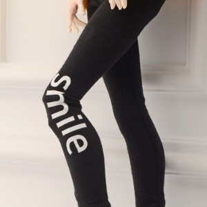 (선주문) [MSD] SM Leggings Pants (Black)
